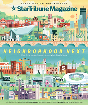 Star Tribune Magazine Neighborhood Next