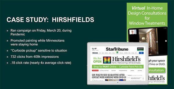 Case Study: Hirshfields