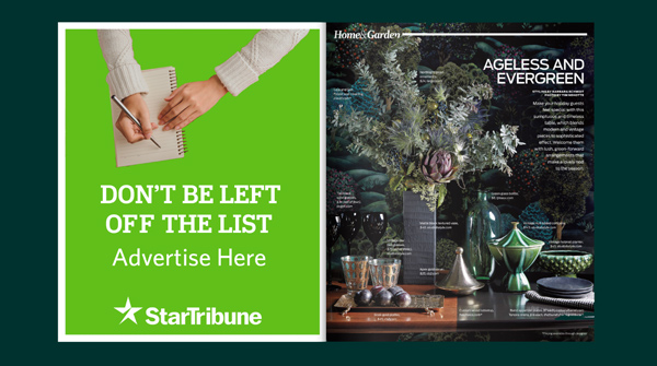 Don't be left off the list. Advertise here. StarTribune.